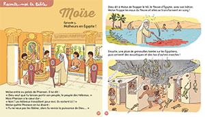 Rubrique Pomme d'Api Soleil : Raconte-moi la Bible