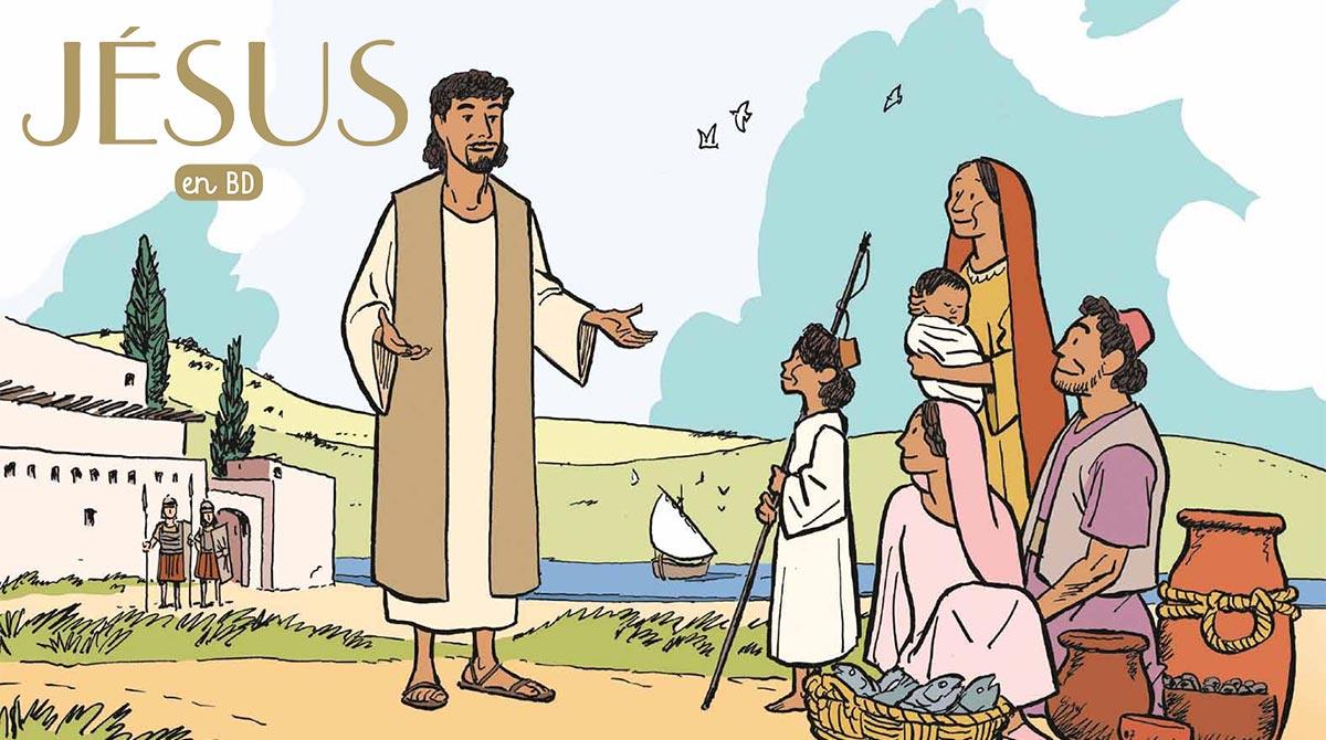 Le récit de Pâques, Jésus est ressuscité !