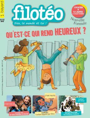 Couverture de Filotéo n°229, octobre-novembre 2014