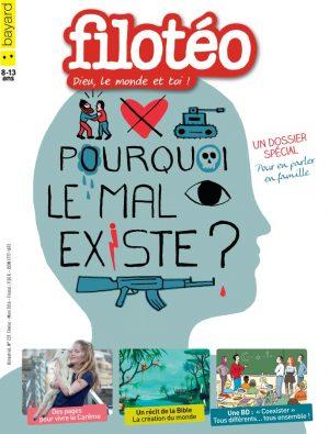 Couverture de Filotéo n°237, février-mars 2016