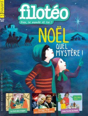 Couverture de Filotéo n°242, décembre 2016 - janvier 2017