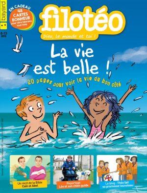 Couverture de Filotéo n°246, août-septembre 2017