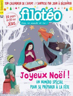Couverture de Filotéo n°248, décembre 2017 - janvier 2018