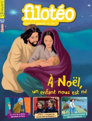 Couverture de Filotéo n°254, décembre 2018 - janvier 2019