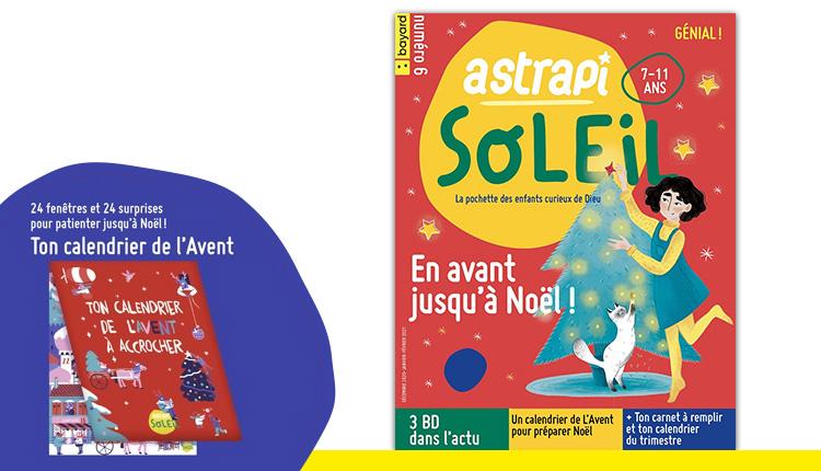 Astrapi Soleil - Noël 2020