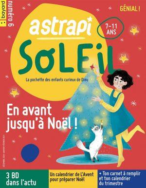 Couverture du magazine Astrapi Soleil n°6, décembre 2020-janvier-février 2021