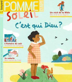 Couverture de Pomme d'Api Soleil n°146, août-septembre 2020